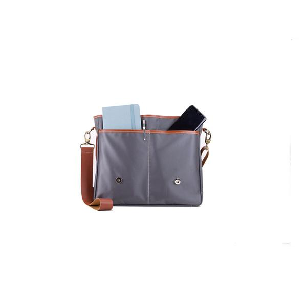 Carambola Messenger | Grey Waterproof Bags Ottobags