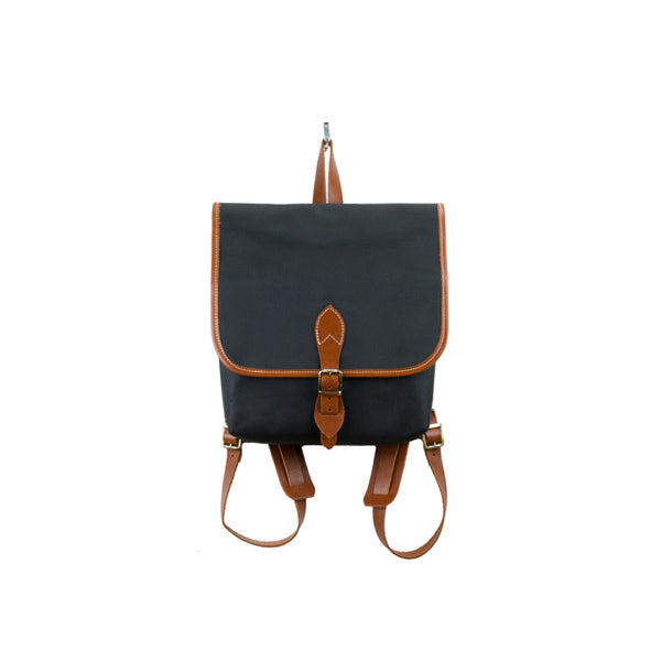Coconut Mini Backpack | Black Waterproof - hippist.co.uk