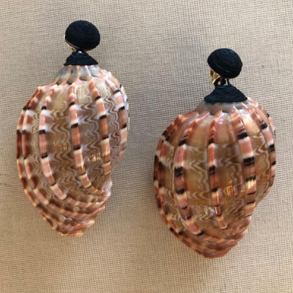 Underwater | Turtleshell Earrings