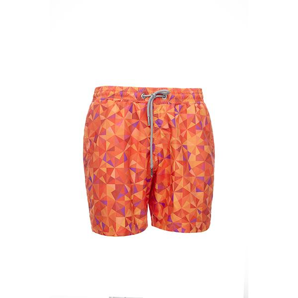 Prizma Swim Shorts | Orange