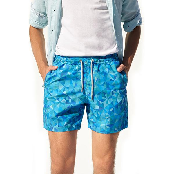 Prizma Swim Shorts | Royal Blue