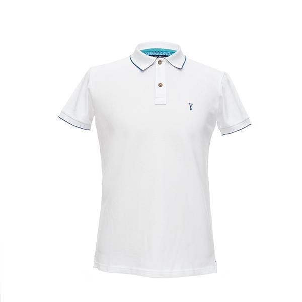 the best attitude 45b92 29aa6 Marco Polo Shirt | White