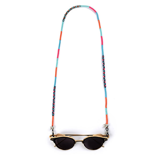 Colourful Eyeglass Chain | Love Struck