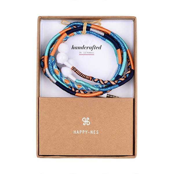 happynes branded handcrafted jbl earphones in a box