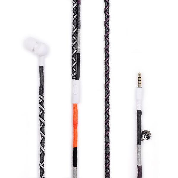 colourful stylish handcrafted happynes branded jbl earphones