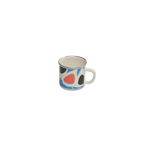 10 cm, Colorful Enamel Mug