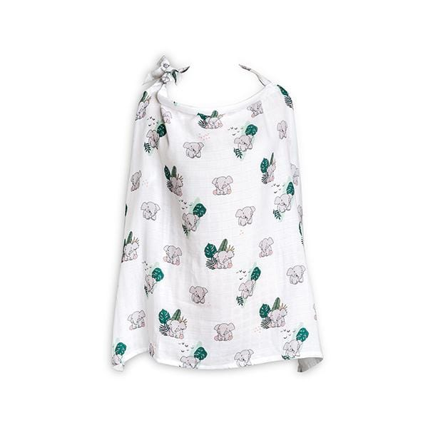 Muslin Nursing Cover | Happy Luffi