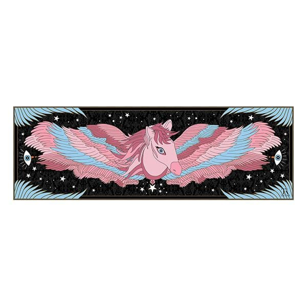 Pink Angel Pareo