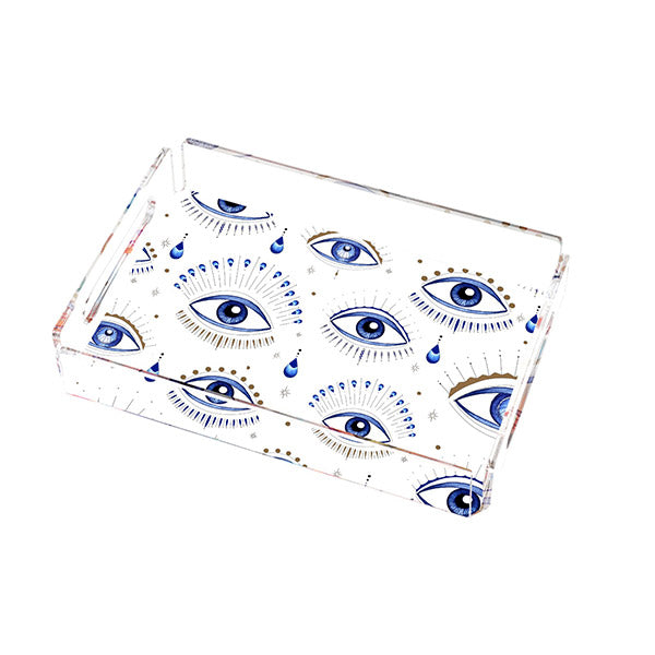Spirit Eye Collection Acrylic Little Tray