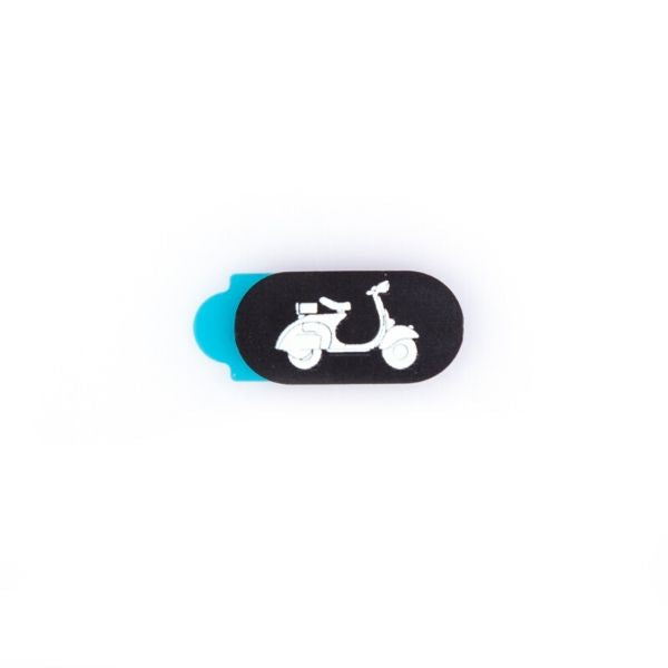 Webcam Cover | Scooter Mini | Black