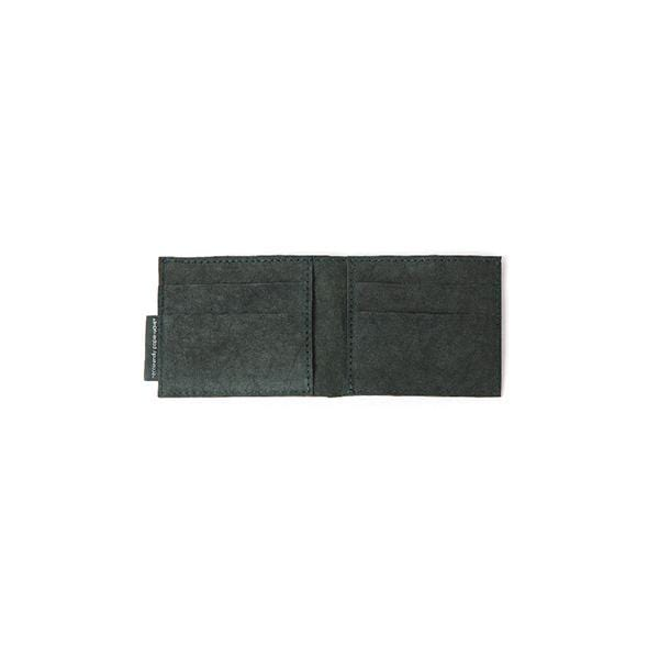 mountain colour short wallet from eco friendly paper