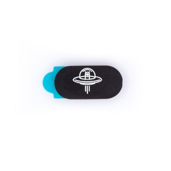 Webcam Cover | Space Ship Mini | Black