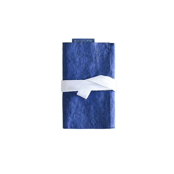 Epidotte Indigo Colour Tobacco Case from Eco-friendly paper at hippist.co.uk
