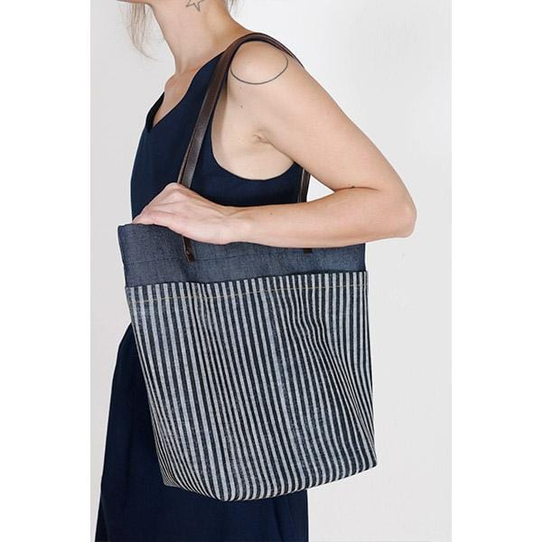 Tote Bag | Woodblock