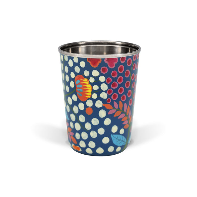 Small Enamel Tumbler | Navy