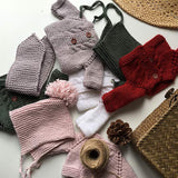 soft organic waldorf dolls clothes from natural fibers