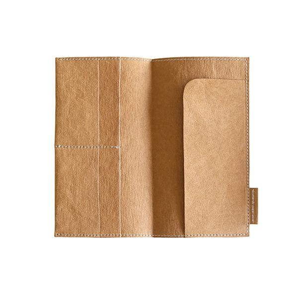 wallet for her kraft from eco-friendly paper