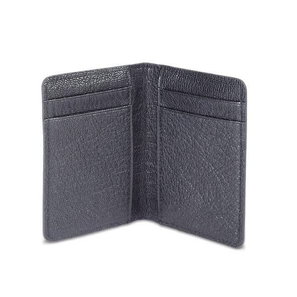 lamp leather black wallet for men at hippist