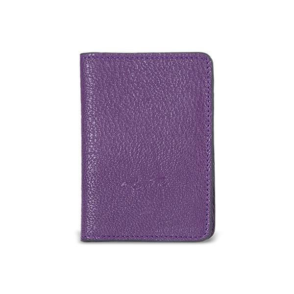 lamp leather purple wallet for men at hippist