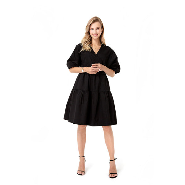 Waterfall Dress for Pregnancy Nursing Beyond