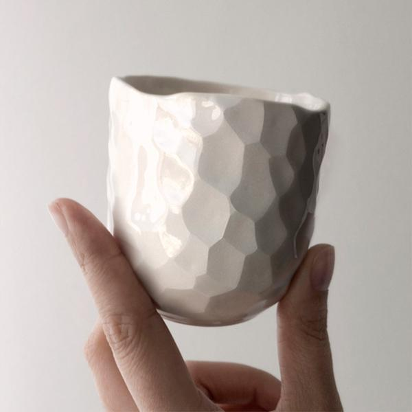 White Chocolate Cup