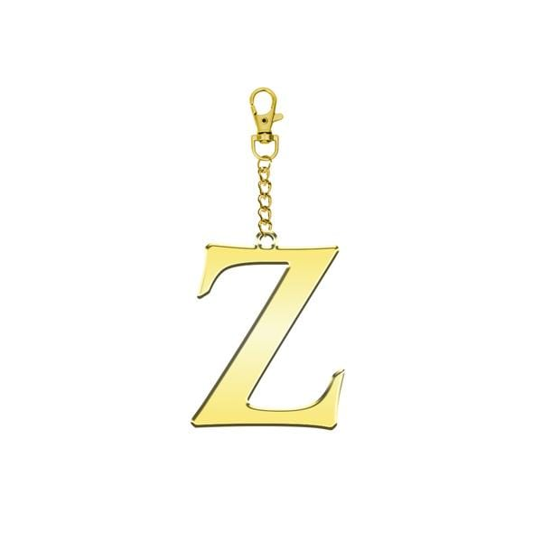 Why Note!? Z Letter Bag Accessory and Key Holder at hippist.co.uk