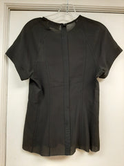 Black Short Sleeve Shirt - Sample Sale