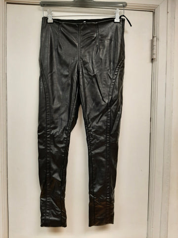 Mascara Vegan Leather Pant - Sample Sale