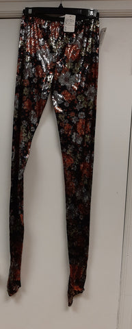 Multi Sequin Legging - Sample Sale
