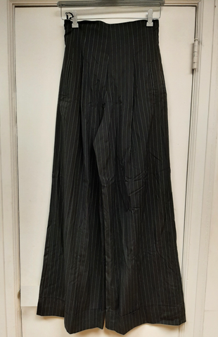 Stripes Wide Leg Pant - Sample Sale