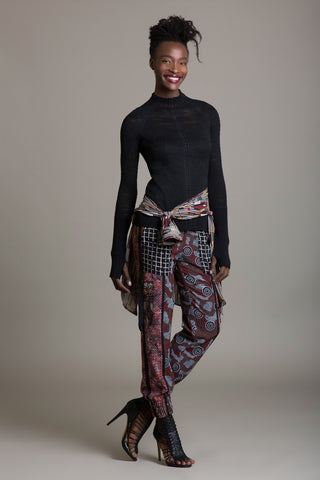 Sculpted Knit Sweater - Sample Sale