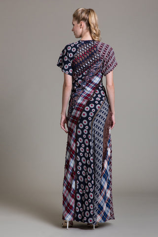 Fit & Flair Maxi Dress - Sample Sale