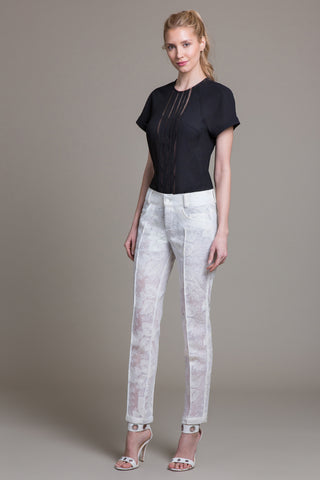 Mesh Illusion Pant - Sample Sale