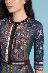 Embellished Festival Sheath