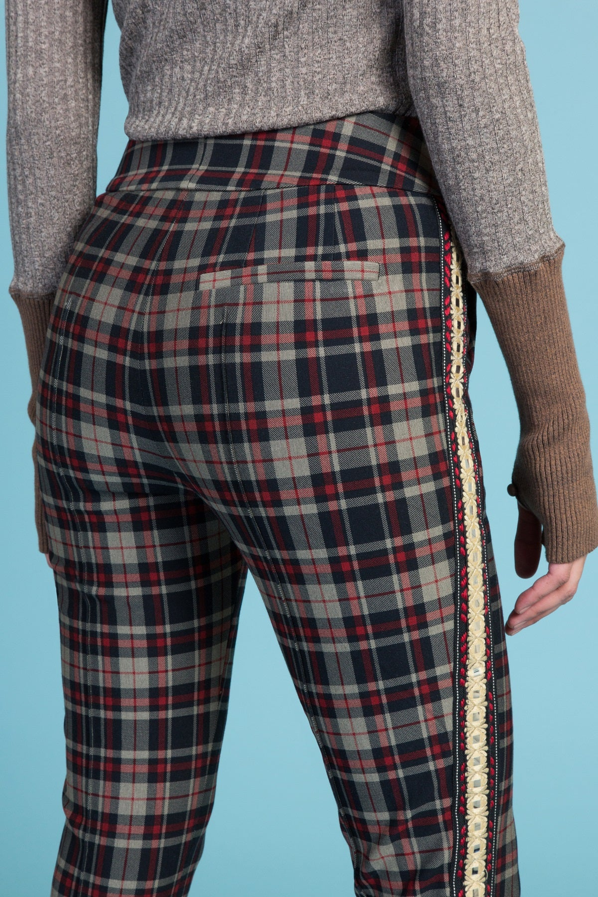 Timber Plaid Pant