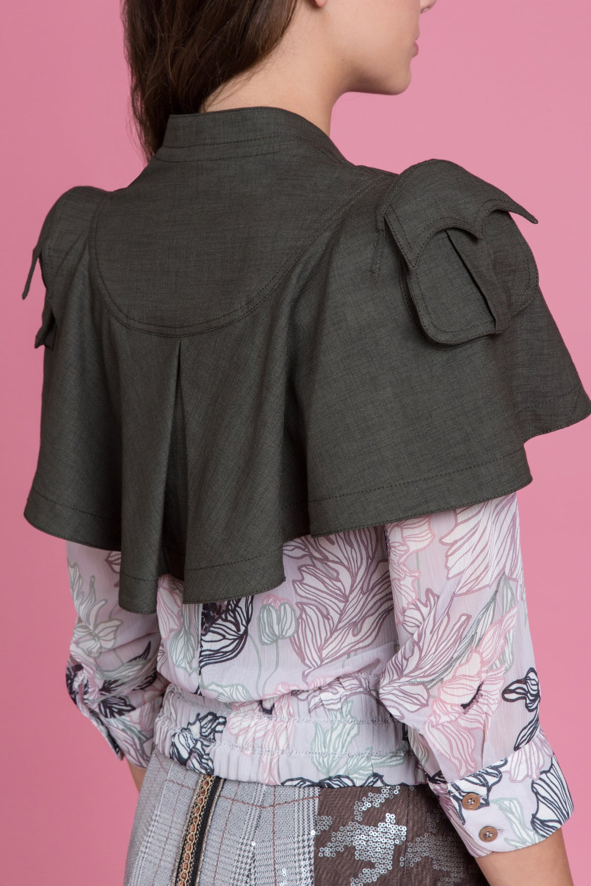 Tailored Utility Shrug (1482847387723)