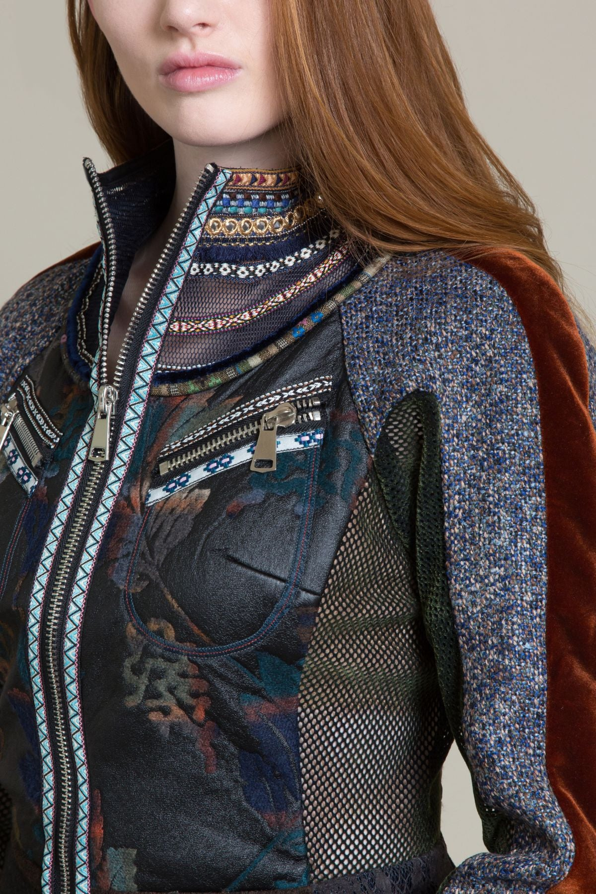 Knights Armor Jacket (3521142063179)