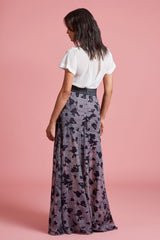 All Aboard Floral Palazzo Pant (4185486458955)