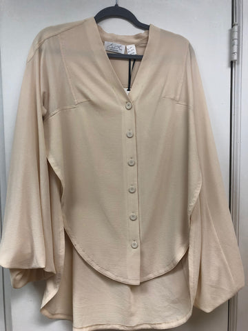 Poet's Sleeve Blouse - Sample Sale