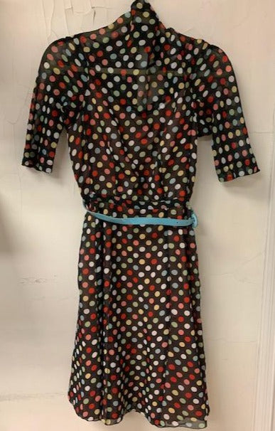 Polka Dot Print Dress - Sample Sale