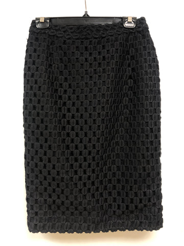 Checkered Pencil Skirt - Sample Sale