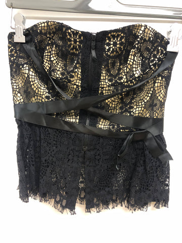 Lace Bustier - Sample Sale