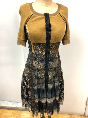 Fit & Flare Dress - Sample Sale