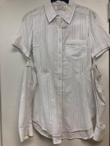 Short Sleeve Tailored Shirt - Sample Sale