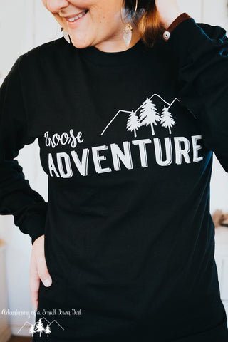 Choose Adventure Long Sleeve - Women's