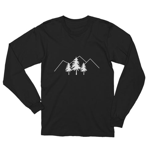 ASTG Original - Unisex Long Sleeve T-Shirt - MADE IN THE USA