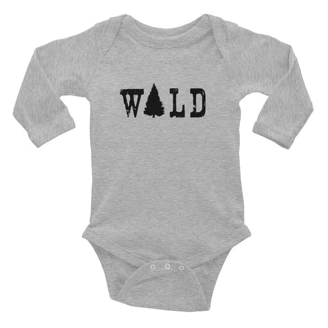 Wild Onsie Long Sleeve