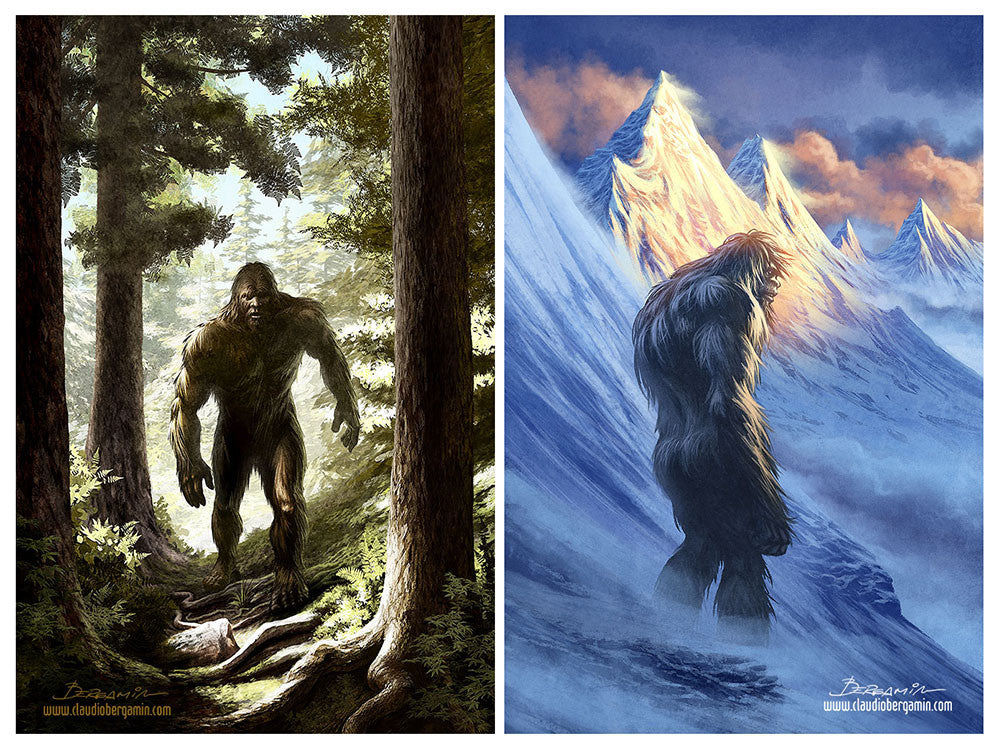 Bigfoot + Yeti Bundle
