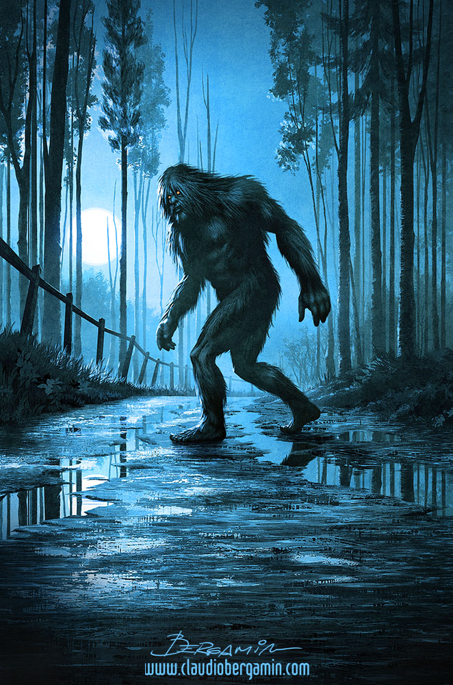 The Creature of Boggy Creek
