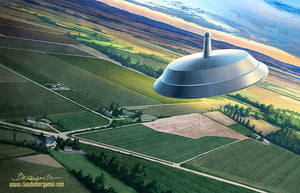 The McMinnville UFO